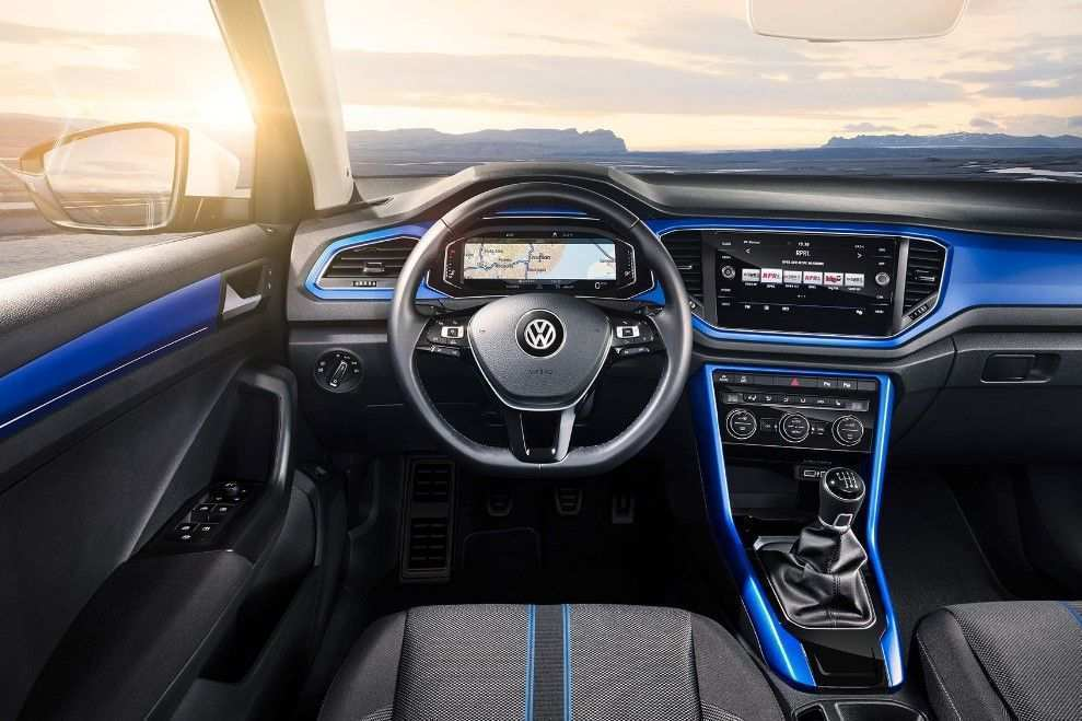26 Gallery of 2019 Volkswagen T Roc Images with 2019 Volkswagen T Roc