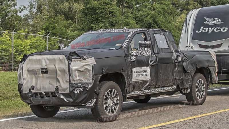 26 Gallery of 2020 Chevrolet Silverado 2500 Reviews with 2020 Chevrolet Silverado 2500