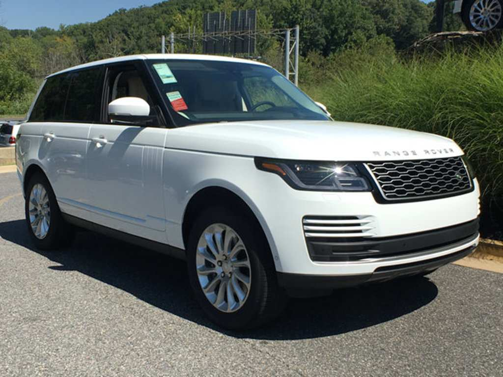 26 Gallery of New Land Rover Range Rover 2019 Speed Test for New Land Rover Range Rover 2019