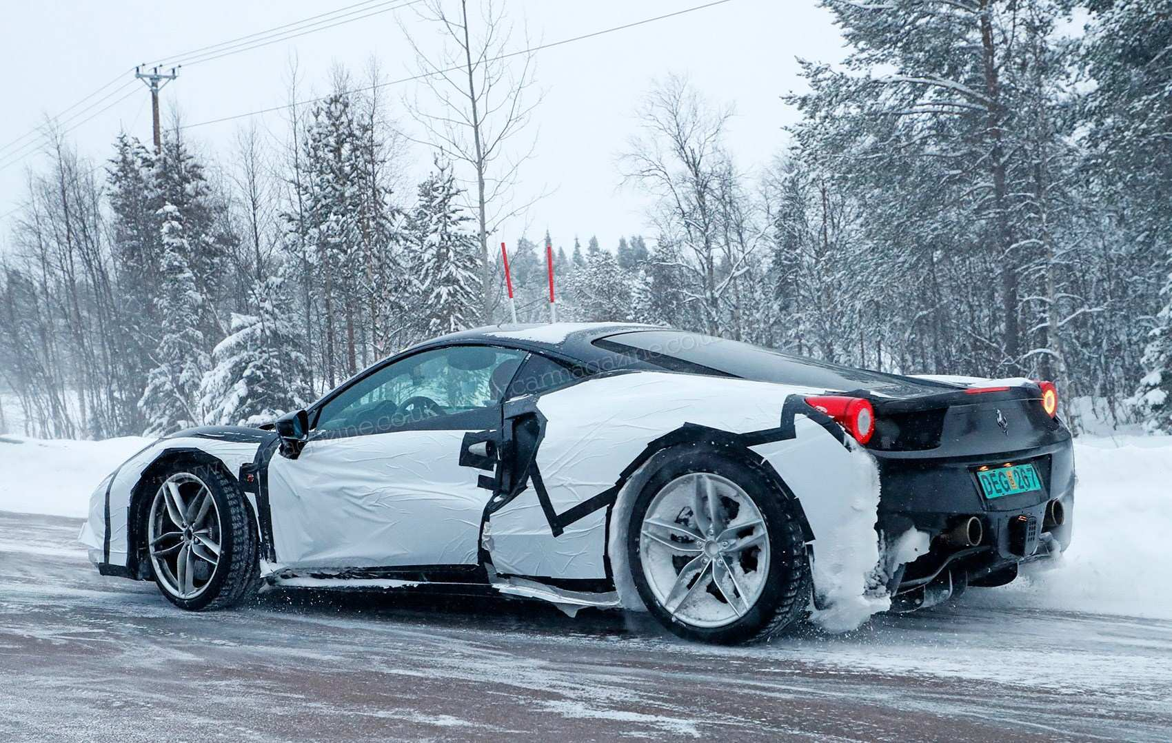 26 Great 2019 Ferrari 588 Spy Shoot for 2019 Ferrari 588