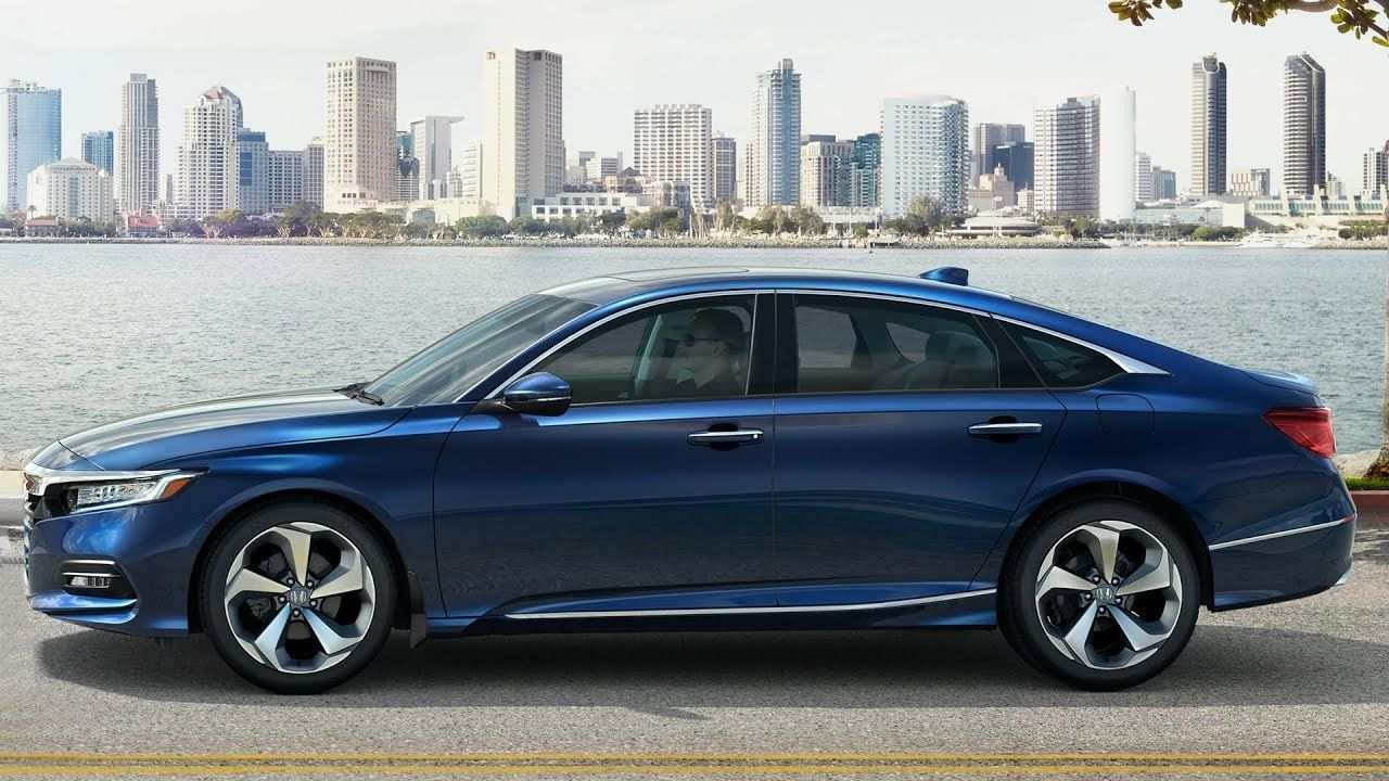 26 Great 2019 Honda Accord Rumors for 2019 Honda Accord