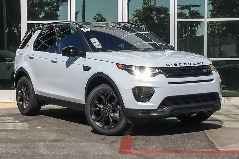 26 Great 2019 Land Rover Lr4 Configurations for 2019 Land Rover Lr4