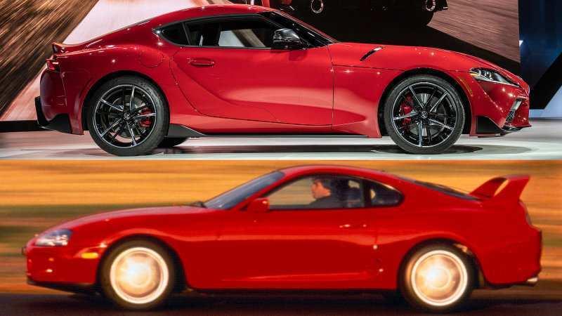 26 Great 2019 Toyota Supra Release by 2019 Toyota Supra