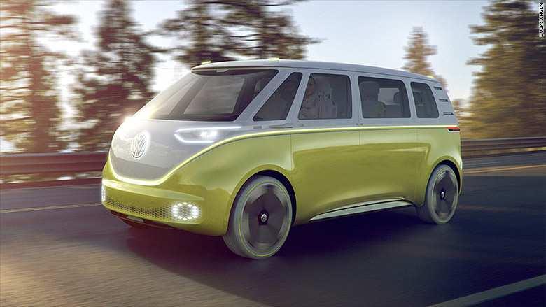 26 Great 2019 Volkswagen Van Exterior for 2019 Volkswagen Van