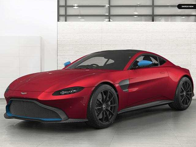 26 New 2019 Aston Martin Vantage Configurator Specs by 2019 Aston Martin Vantage Configurator