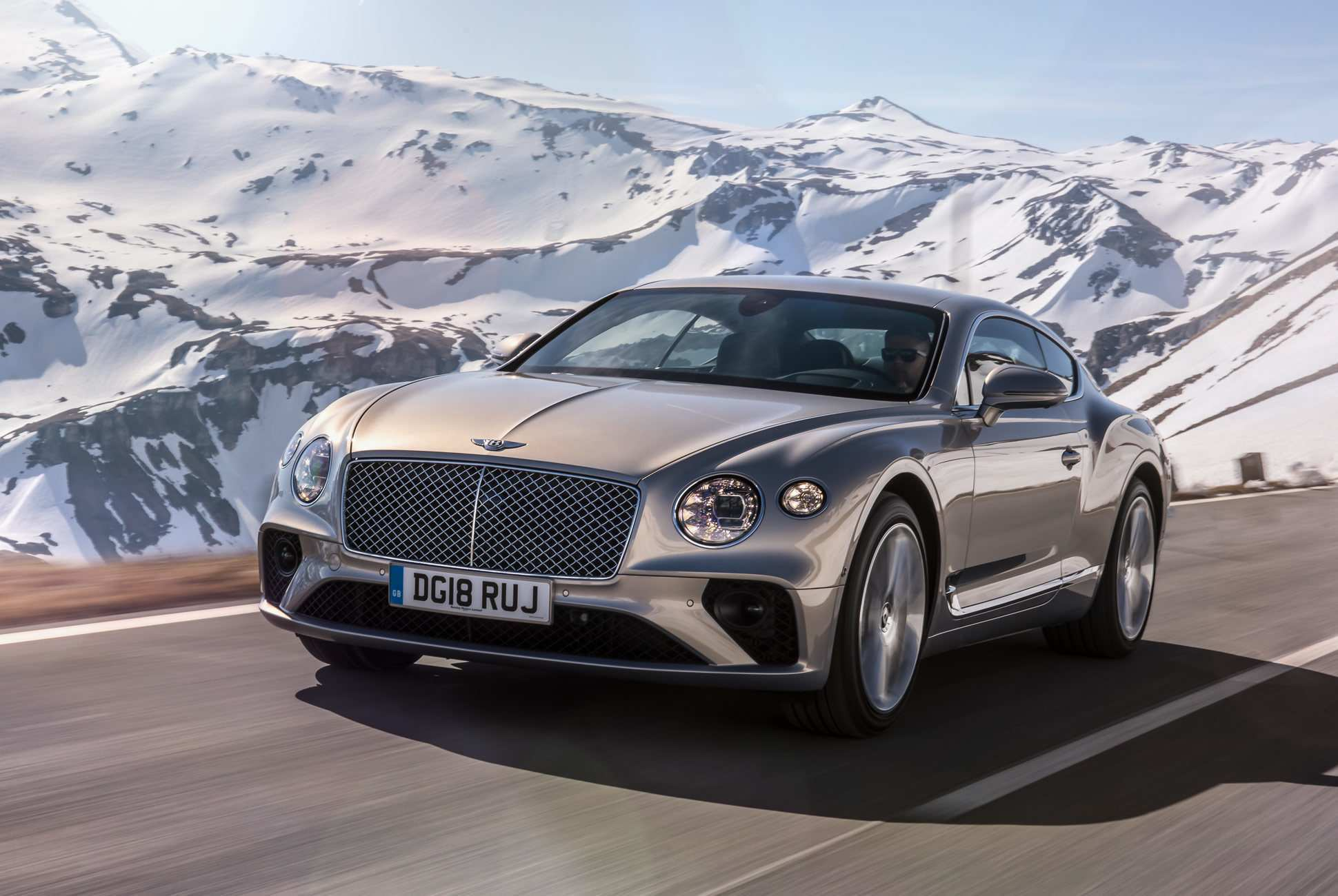26 New 2019 Bentley Continental Images with 2019 Bentley Continental