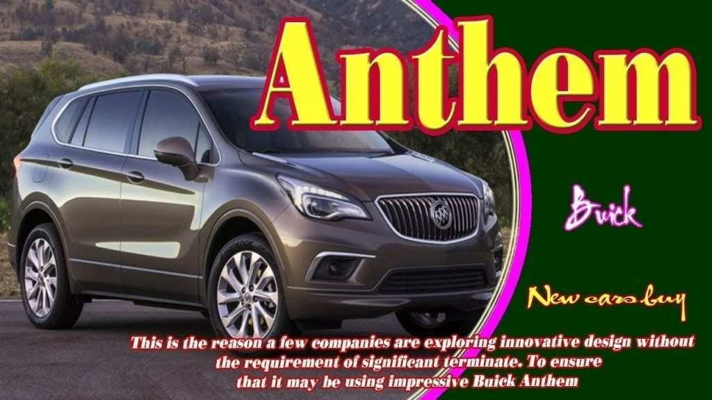 26 New 2019 Buick Anthem Price and Review with 2019 Buick Anthem