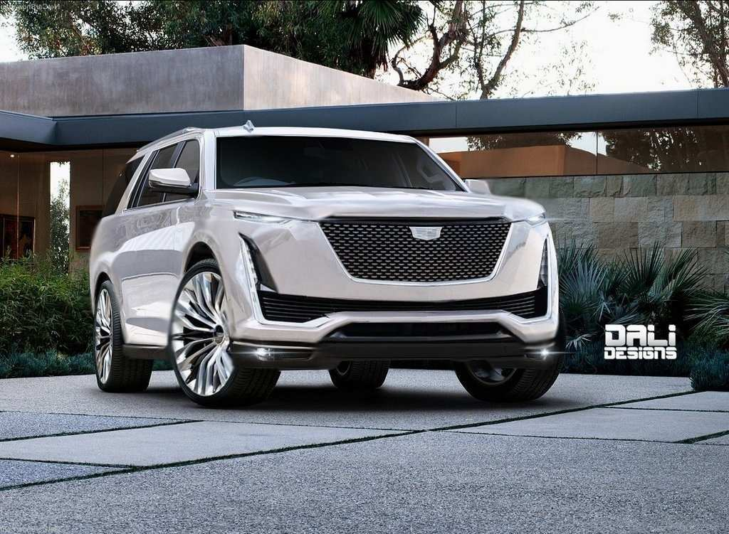 26 New 2019 Cadillac Escalade Concept Model for 2019 Cadillac Escalade Concept