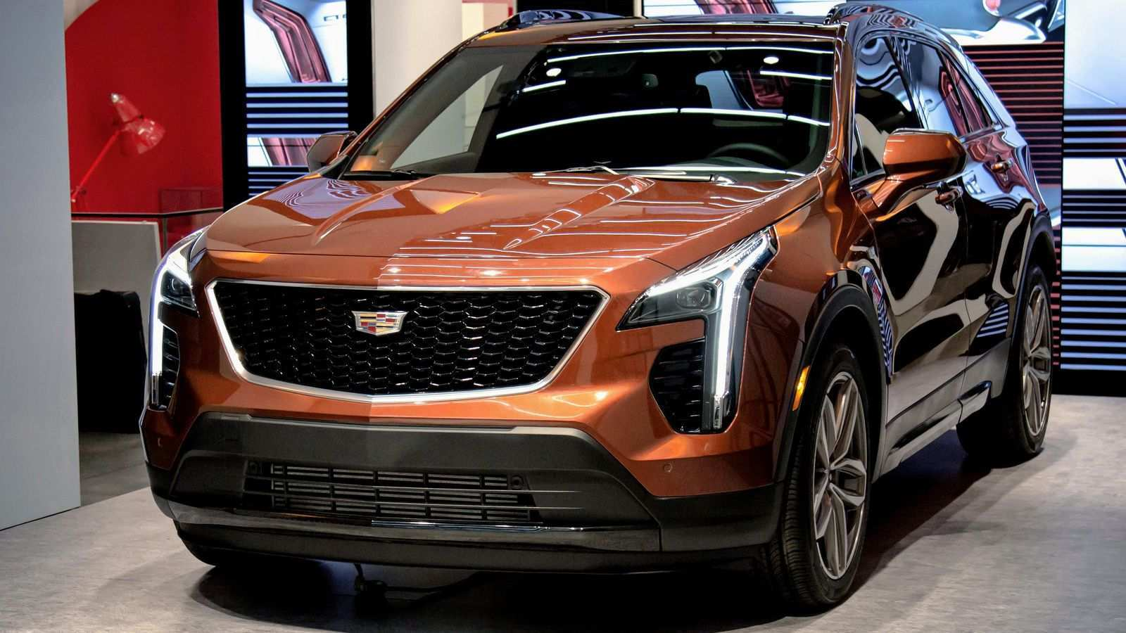 26 New 2019 Cadillac Suv Xt5 Redesign and Concept for 2019 Cadillac Suv Xt5