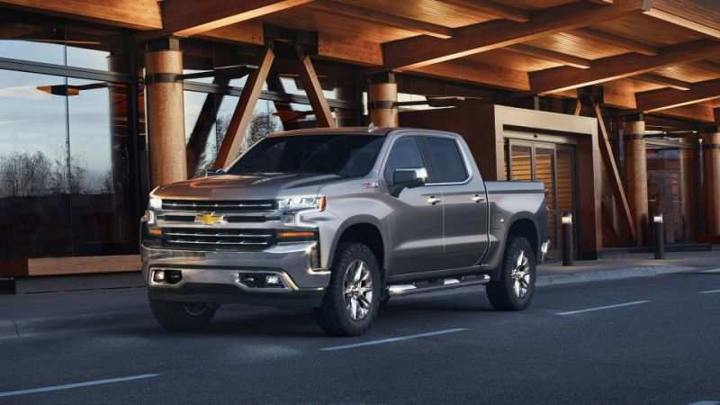 26 New 2019 Chevrolet Pickup Price and Review by 2019 Chevrolet Pickup