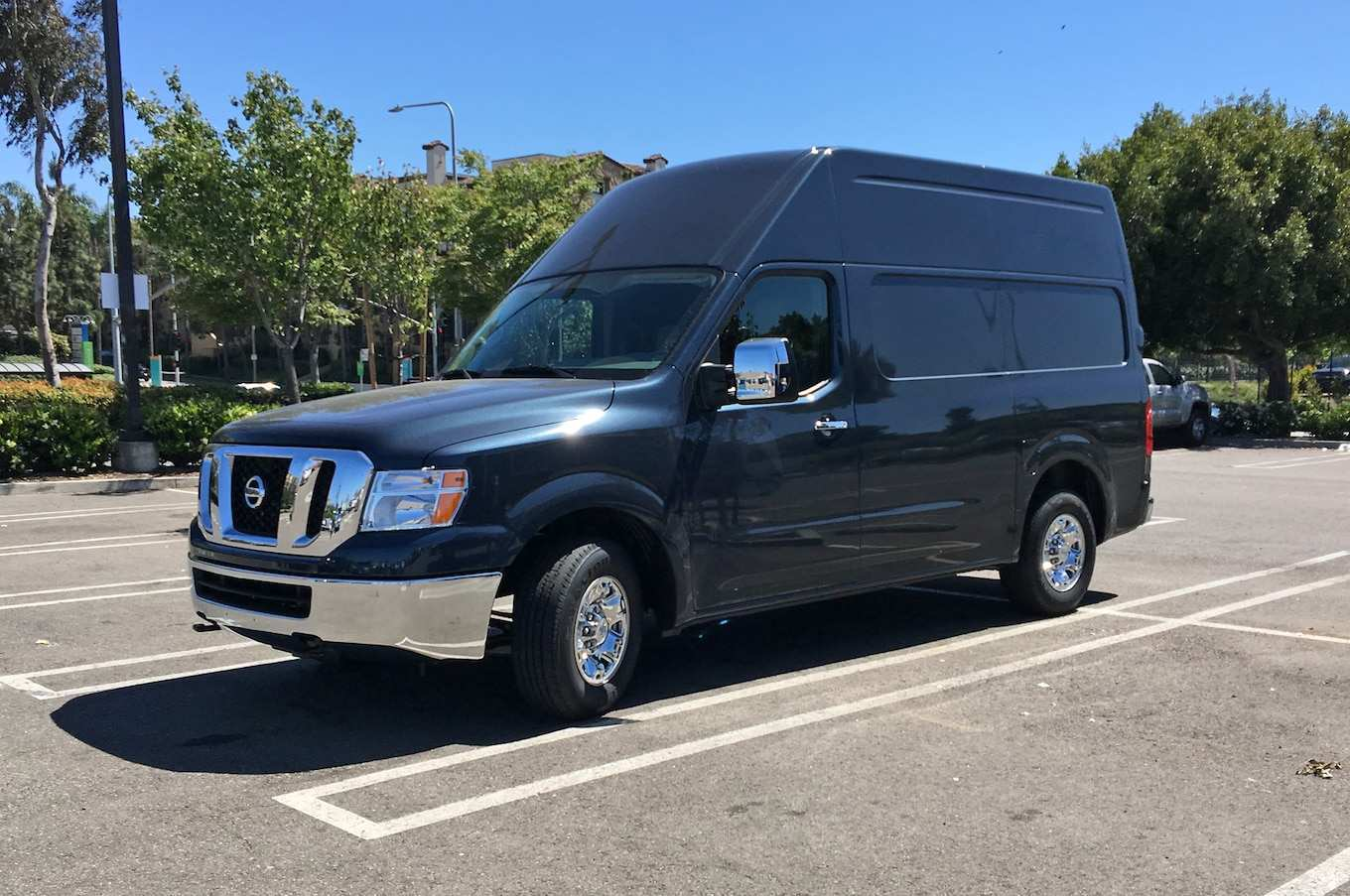26 New 2020 Nissan Nv First Drive for 2020 Nissan Nv