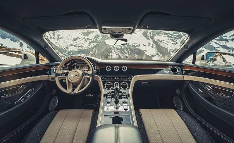 26 The 2019 Bentley Gt Exterior and Interior by 2019 Bentley Gt