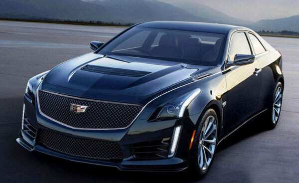 26 The 2019 Cts V Redesign for 2019 Cts V