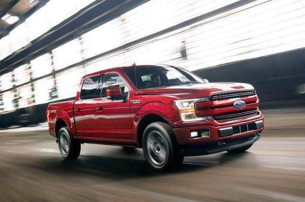26 The 2019 Ford F 150 Hybrid Concept for 2019 Ford F 150 Hybrid