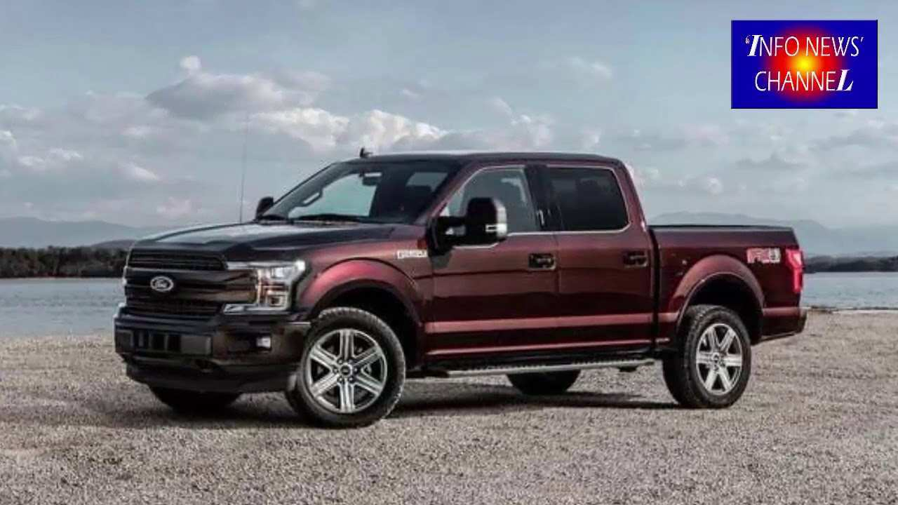 26 The 2019 Ford Pickup Release by 2019 Ford Pickup