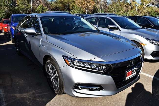 26 The 2019 Honda Accord Hybrid Pictures by 2019 Honda Accord Hybrid