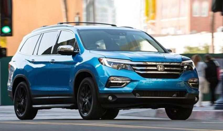 26 The 2019 Honda Pilot News Model for 2019 Honda Pilot News