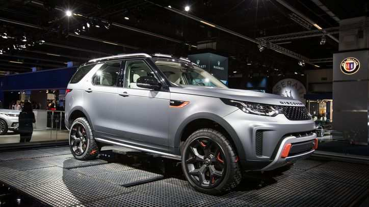 26 The 2019 Land Rover Discovery Svx Reviews for 2019 Land Rover Discovery Svx
