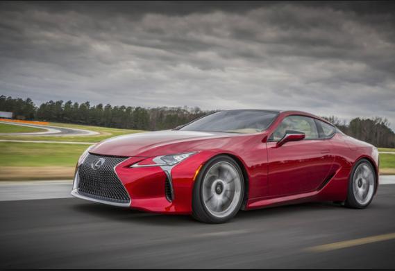 26 The 2019 Lexus Convertible Concept with 2019 Lexus Convertible