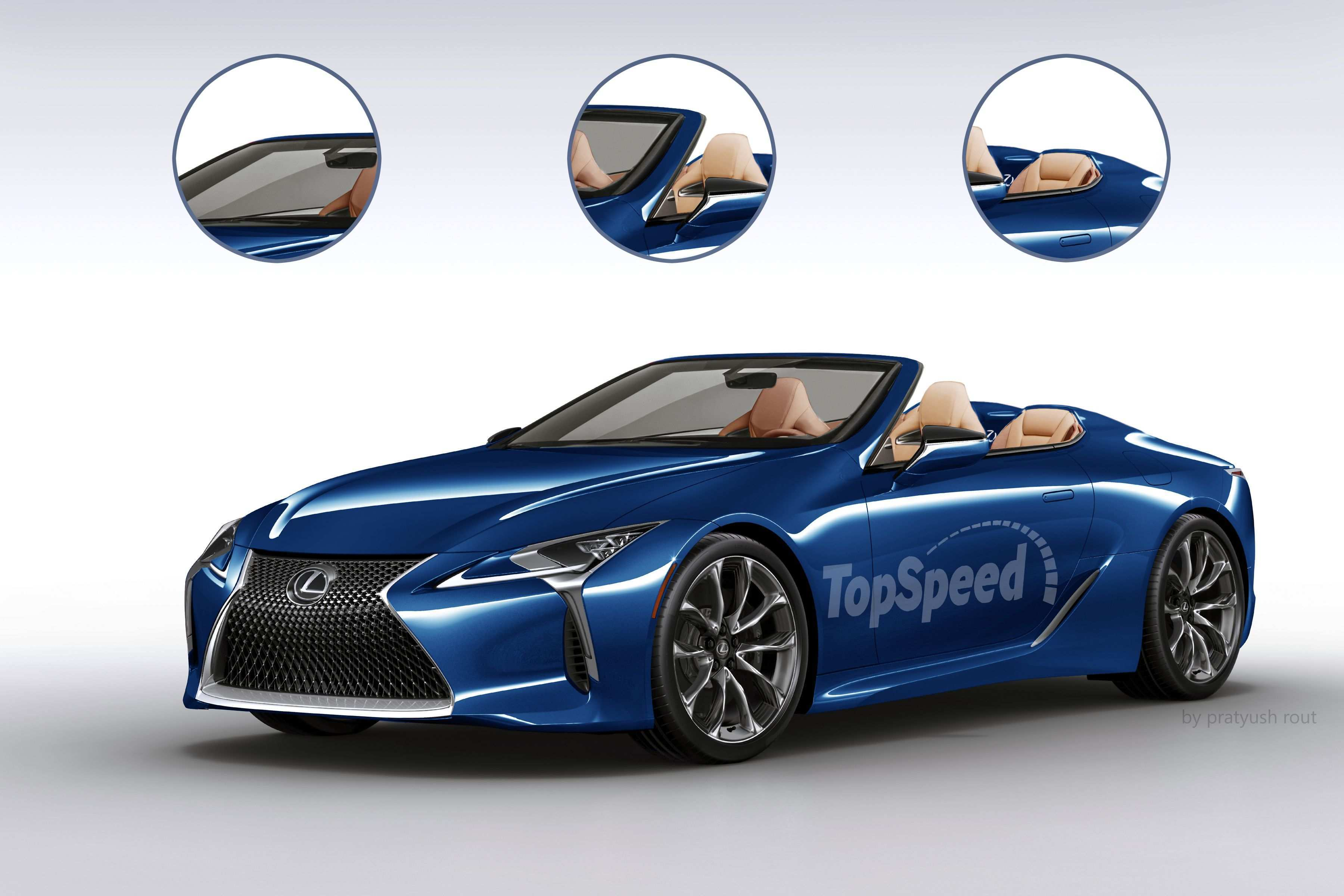 26 The 2019 Lexus Convertible Exterior and Interior by 2019 Lexus Convertible