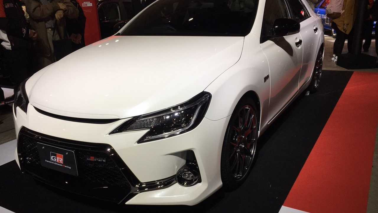 26 The 2019 Toyota Mark X Style by 2019 Toyota Mark X