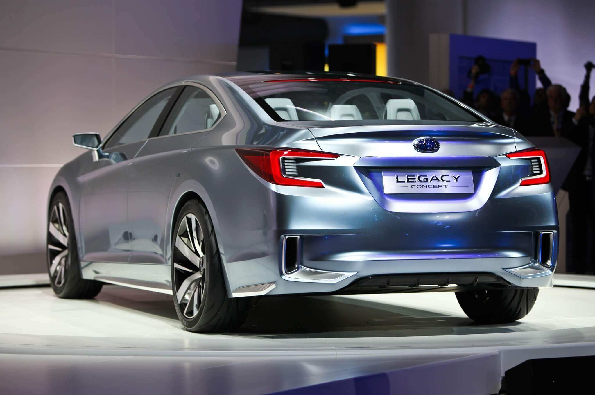 26 The 2020 Subaru Outback Concept Review by 2020 Subaru Outback Concept