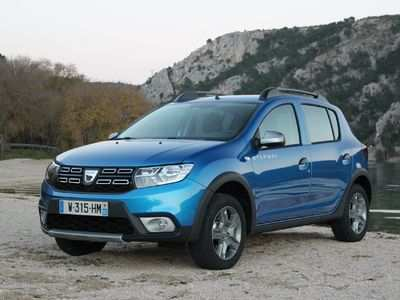 26 The Dacia Sandero 2020 Configurations with Dacia Sandero 2020