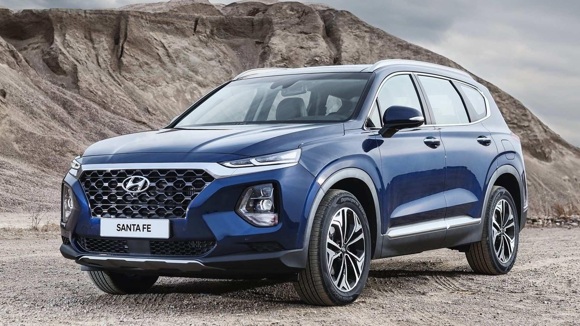 26 The Hyundai Santa Fe 2020 Interior for Hyundai Santa Fe 2020