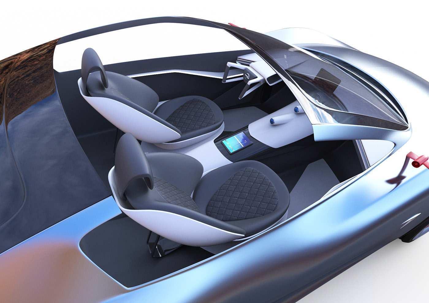26 The Opel Tigra 2020 Concept with Opel Tigra 2020