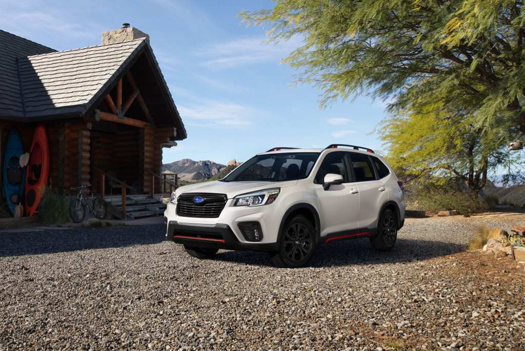 26 The The 2019 Subaru Forester Ratings for The 2019 Subaru Forester