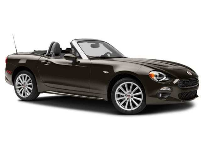 27 All New 2019 Fiat 124 Spider Lusso Model with 2019 Fiat 124 Spider Lusso