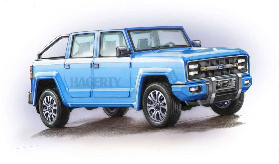 27 All New 2019 Ford Bronco Convertible Performance and New Engine for 2019 Ford Bronco Convertible