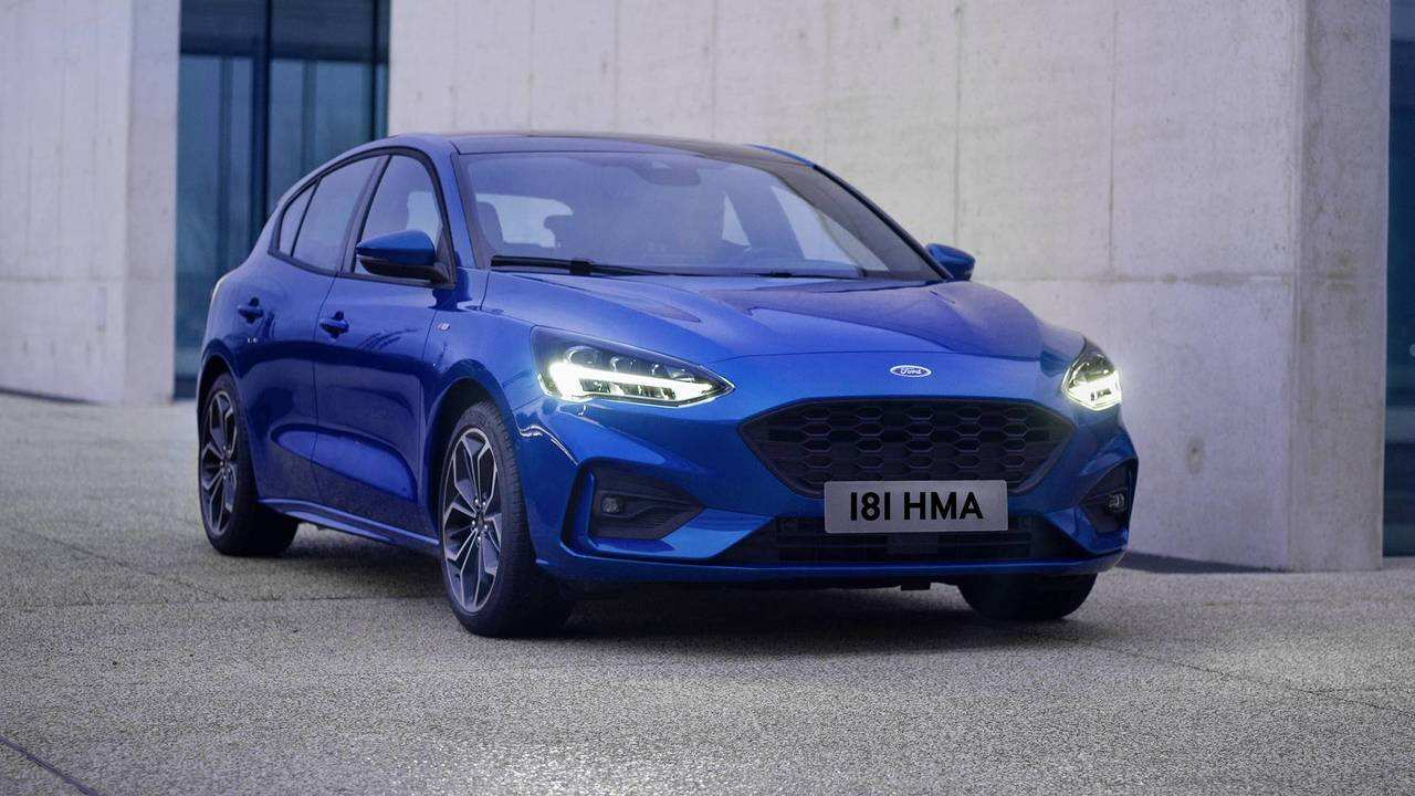 27 All New 2019 Ford Focus St Line Redesign and Concept for 2019 Ford Focus St Line