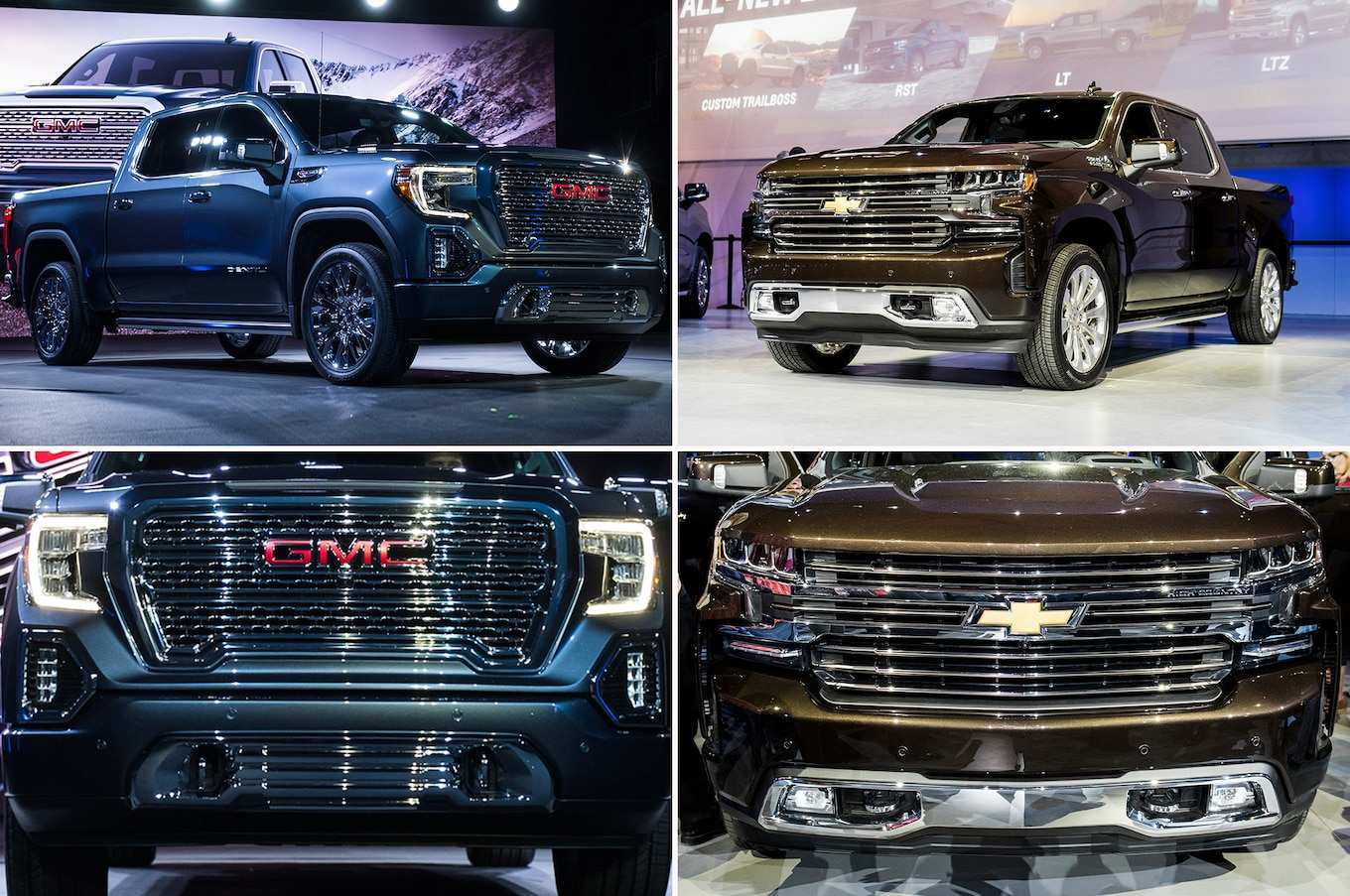 27 All New 2019 Gmc Vs Silverado Specs for 2019 Gmc Vs Silverado