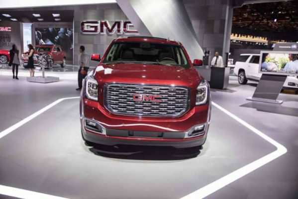 27 All New 2020 Gmc Yukon Redesign and Concept by 2020 Gmc Yukon
