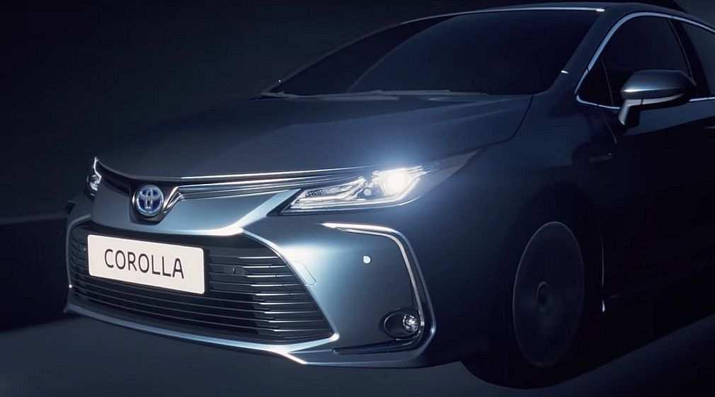 27 All New Toyota Gli 2020 Pictures with Toyota Gli 2020