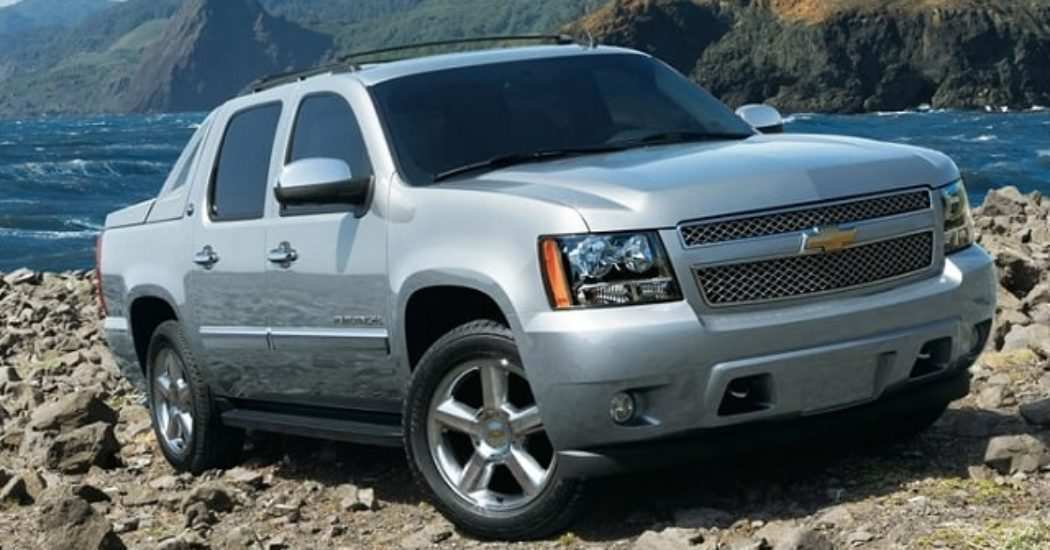 27 Best Review 2019 Chevrolet Avalanche Redesign for 2019 Chevrolet Avalanche