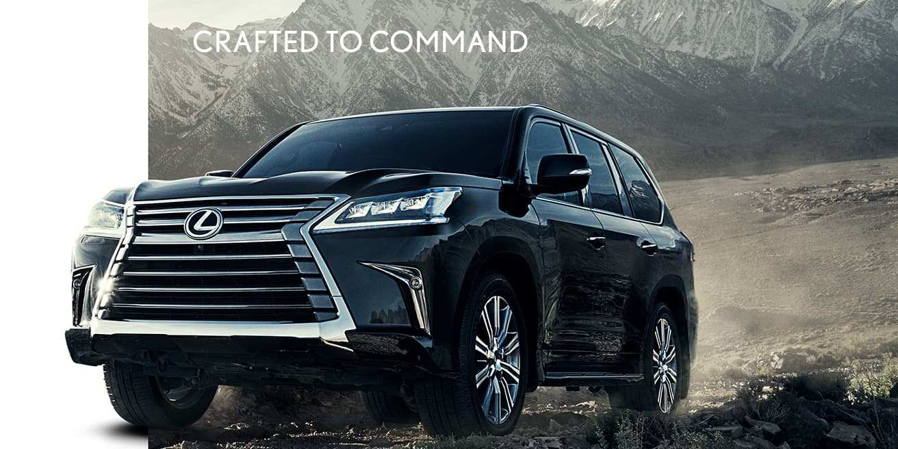 27 Best Review 2019 Lexus Lx 570 Release Date Images with 2019 Lexus Lx 570 Release Date
