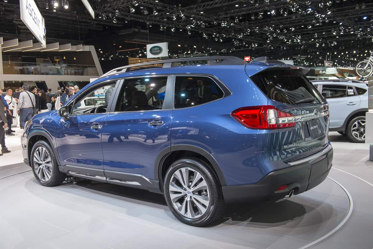 27 Best Review 2019 Subaru Ascent Release Date Exterior and Interior for 2019 Subaru Ascent Release Date