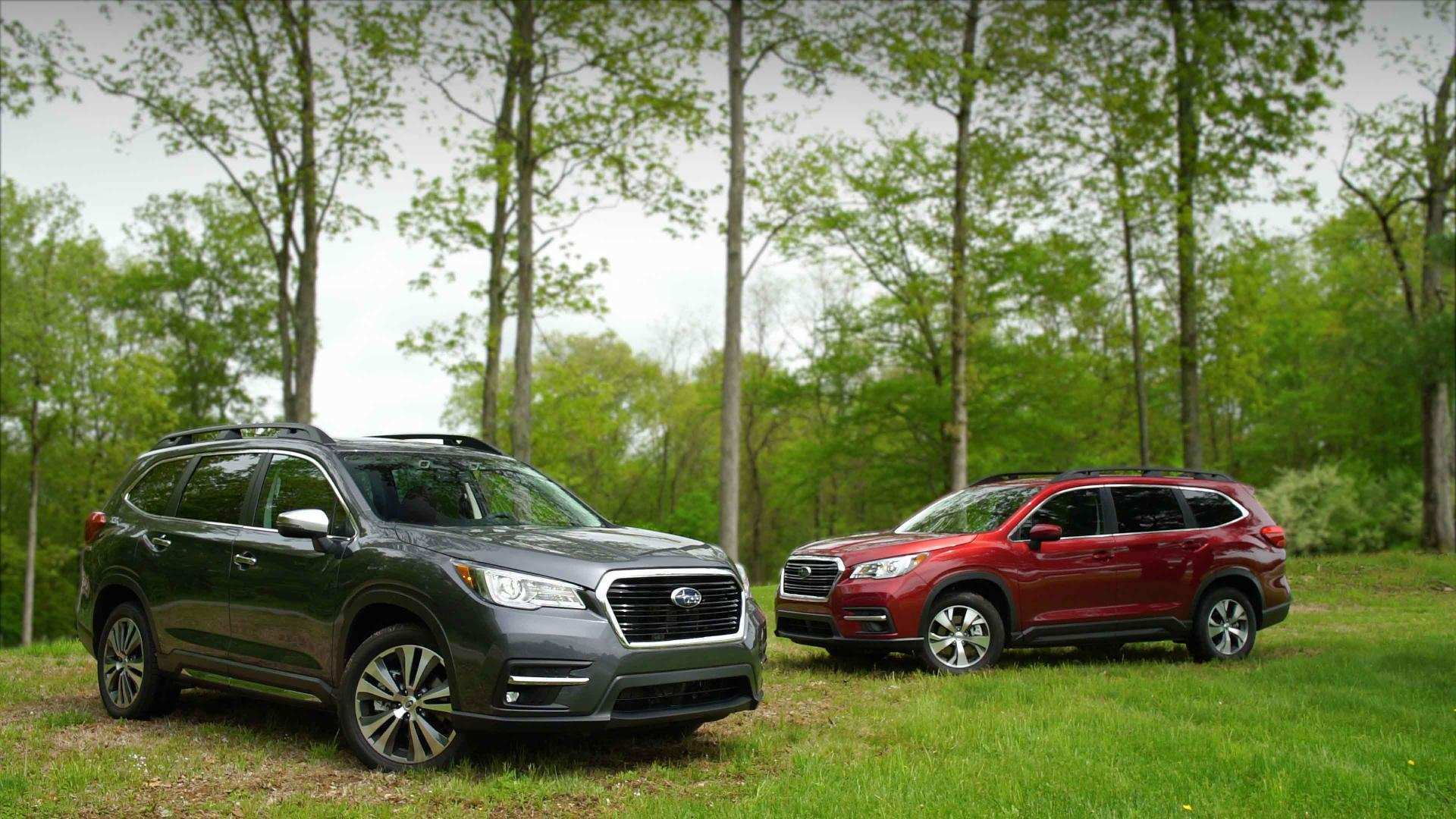 27 Best Review 2019 Subaru Ascent Video First Drive by 2019 Subaru Ascent Video