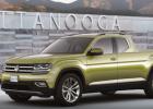 27 Best Review 2019 Volkswagen Pickup Truck Redesign and Concept for 2019 Volkswagen Pickup Truck