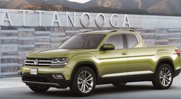 27 Best Review 2019 Volkswagen Pickup Truck Redesign and Concept for 2019 Volkswagen Pickup Truck