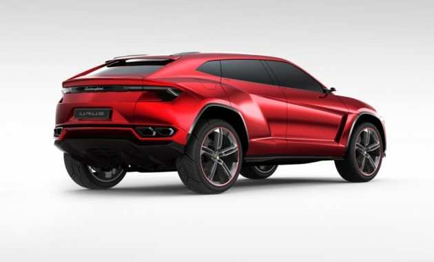 27 Best Review 2020 Lamborghini Suv First Drive with 2020 Lamborghini Suv