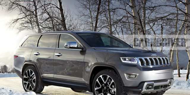 27 Best Review New 2020 Jeep Grand Cherokee Release with New 2020 Jeep Grand Cherokee