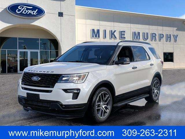 27 Concept of 2019 Ford Explorer Price for 2019 Ford Explorer
