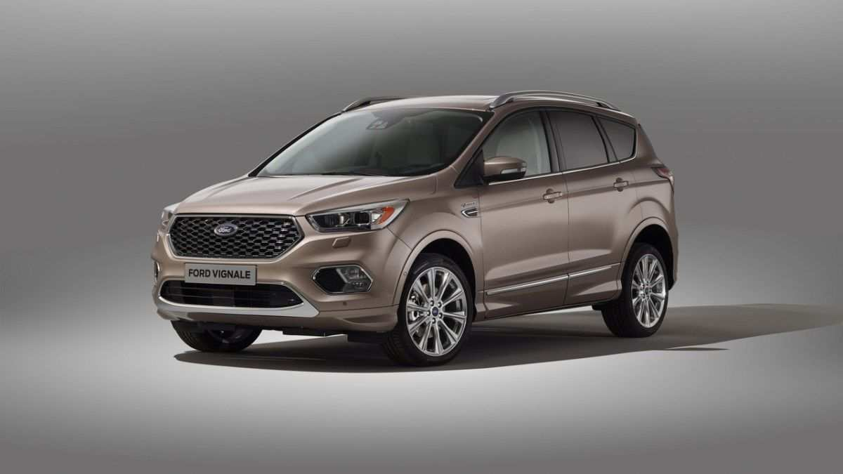 27 Concept of 2019 Ford Kuga Specs by 2019 Ford Kuga