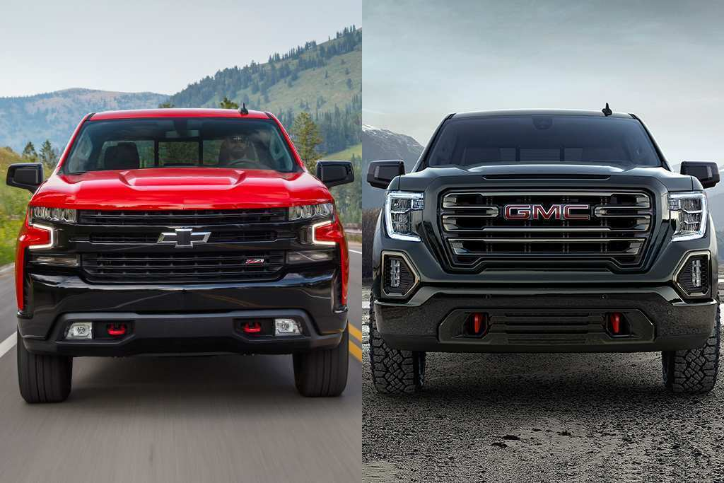 27 Concept of 2019 Gmc Vs Silverado Spy Shoot by 2019 Gmc Vs Silverado