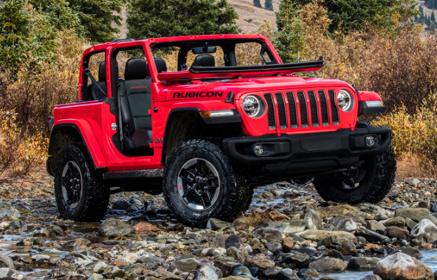 27 Concept of 2019 Jeep Wrangler Auto Show Picture for 2019 Jeep Wrangler Auto Show