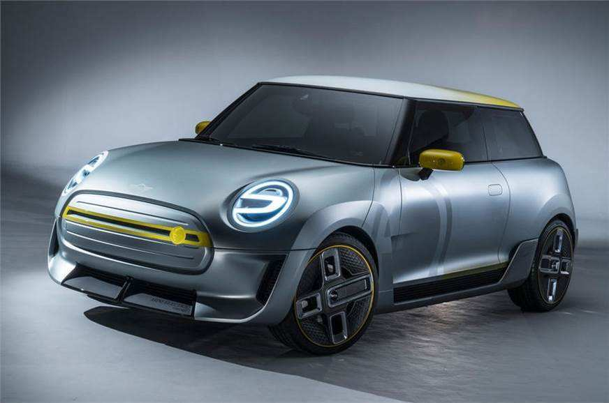27 Concept of 2019 Mini Cooper Electric Release Date with 2019 Mini Cooper Electric