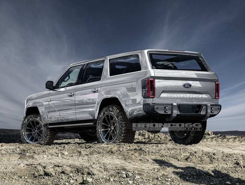 27 Concept of 2020 Ford Bronco Design Prices by 2020 Ford Bronco Design